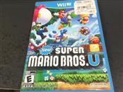 NINTENDO Nintendo Wii U Game NEW SUPER MARIO BROS. U